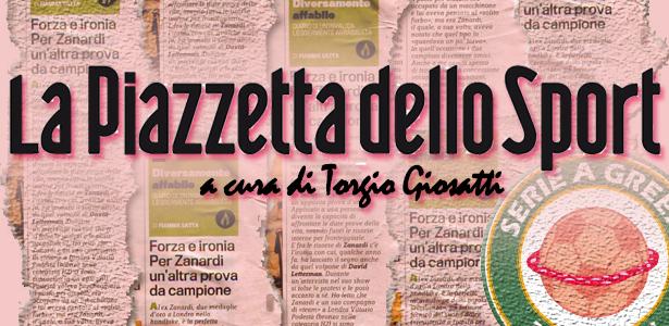 La Piazzetta dello Sport: il Sondaggio (e non solo)