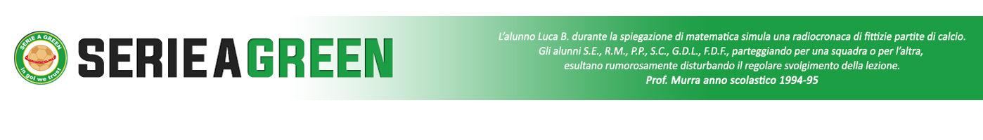 Serie A Green