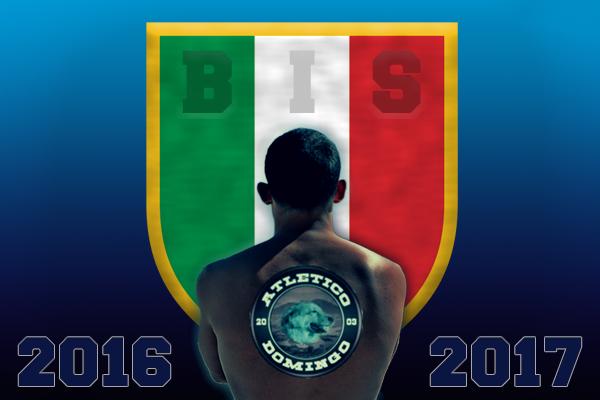 BIS SCUDETTO DOMINGO 2016-2017