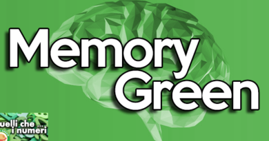 Memory Green – Seconda puntata 2019