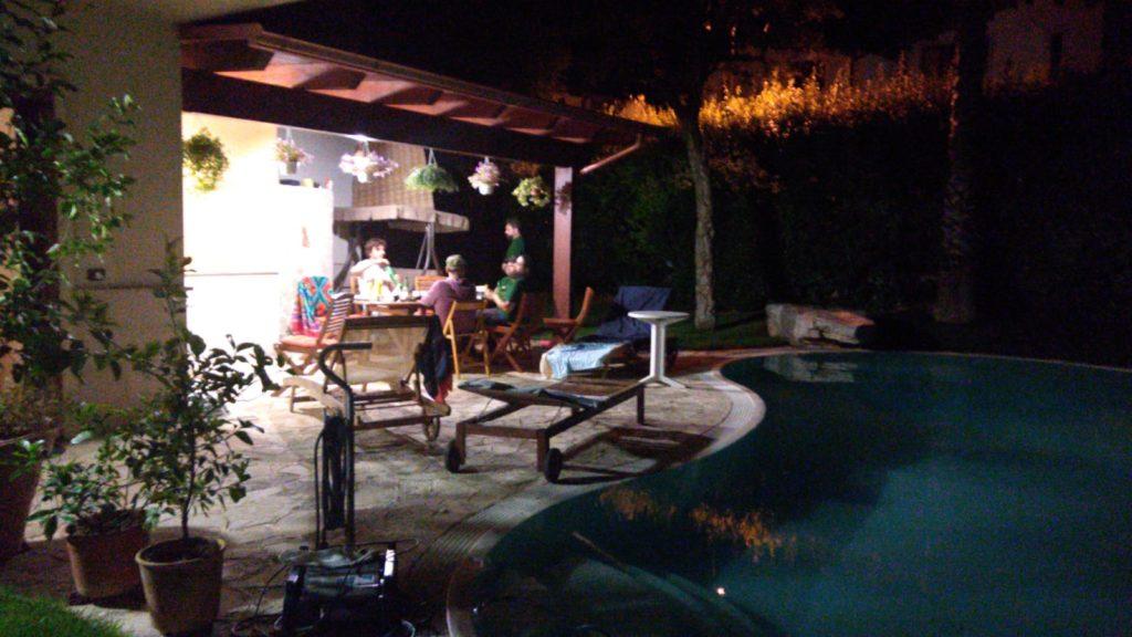 Corato 2019 festa finale piscina
