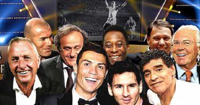 La Piazzetta dello Sport presenta: le tue Leggende del Calcio